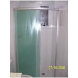 Box para banheiros preços acessíveis no Parque São Lucas