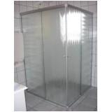 Box para banheiros preços no Sacomã