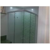 Box para banheiros valor acessível na Vila Medeiros