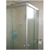 Box para banheiros valores acessíveis no Socorro