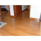 Carpete de madeira preço baixo na Anália Franco