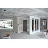 Divisória de Drywall com melhores valores no Jabaquara