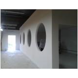 Divisória de Drywall com menor preço na Cidade Dutra