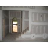 Divisória de Drywall menores preços no Capão Redondo