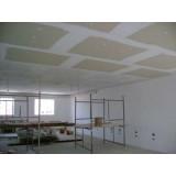Divisória de Drywall no Morumbi