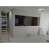 Divisória de drywall onde achar na Lauzane Paulista