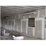 Divisória de Drywall preço baixo na Vila Esperança