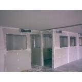 Divisória de Drywall valor acessível no Brooklin