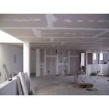 Divisória em Drywall preço baixo na Vila Curuçá