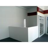 Divisória em Drywall preços acessíveis no Parque São Rafael