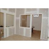 Divisória em Drywall preços no Parque São Rafael