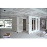 Divisórias Drywall menor preço no Campo Grande