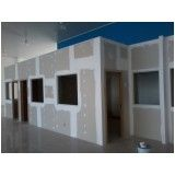 Divisórias Drywall menores preços na Mooca