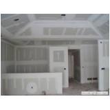 Divisórias em Drywall melhores valores no Tucuruvi