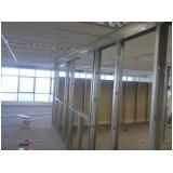 Divisórias em Drywall preço acessível na Vila Mariana