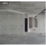 Divisórias em Drywall preço no Ipiranga