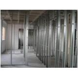 Divisórias em Drywall preços acessíveis no Parque São Lucas
