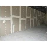 Divisórias em Drywall valores baixos em Brasilândia