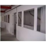 Divisórias em Drywall valores no Parque São Rafael