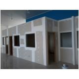 Divisórias Eucatex preço acessível na Vila Medeiros