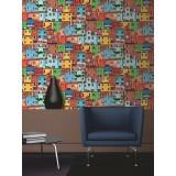 Papel para paredes onde achar na Saúde
